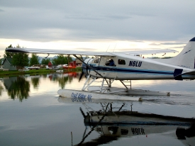 2002 Lake Hood Float Plane