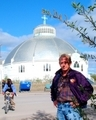 Dave Harbour - Inuvik - NWT - Church -b 6-11-02