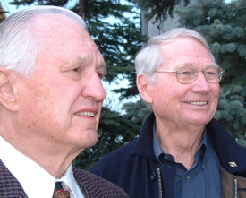 Wally Hickel and Max Hodel 3 by Dave Harbour - 5-9-01