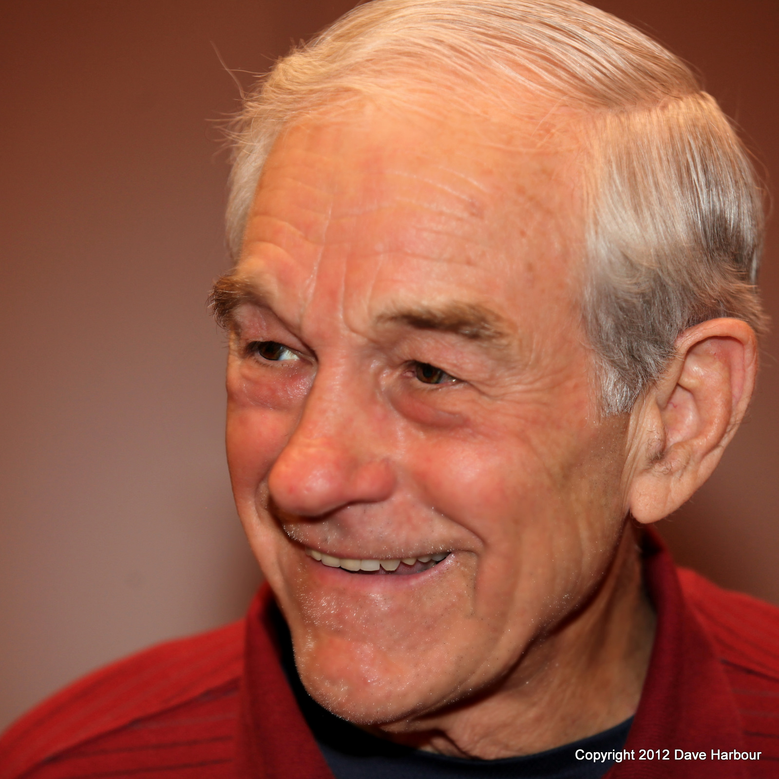 Ron Paul, Alaska Visit with wife Carol and Granddaughter Linda, Anchorage, Fairbanks, Ron Paul for President