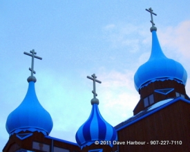 Russian Orthodox Church - Durbin by Dave Harbour A12-05 (6)