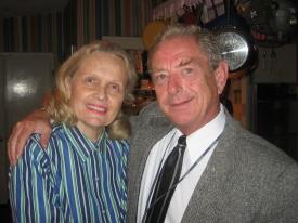Susan and Dave