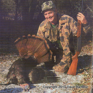 Dave Harbour - Col Dave Harbour - Author - Outdoorsman