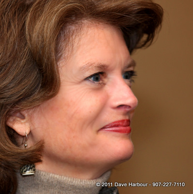Lisa Murkowski, National Petroleum Reserve Alaska, NPR-A, federal overreach, U.S. Senate, Photo by Dave Harbour