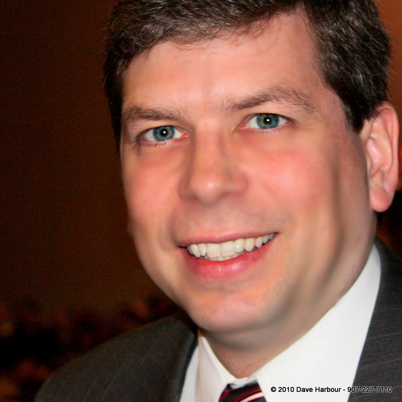 Mark Begich, U.S. Senate, National Petroleum Reserve Alaska, NPR-A, ANWR, Alaska, Photo by Dave Harbour